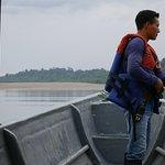 Boat with Guide (Dario)