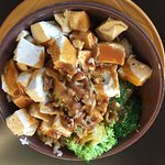 lots of tofu