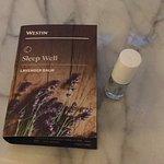 Lavender Balm Roll On for better sleep