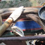 Primitive skills events include the Knap-In at Fort Watauga and annual workshops