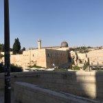 Jerusalem Walls - City of David National Park Foto