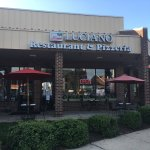 Dinner in the summertime at Luciano's