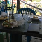 Terrible food, long wait and place is in need of a serious cleaning/spruce up.