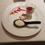 Desert at Marco Polo. Best food I've ever eaten
