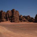 Photo de Wadi Araba Desert