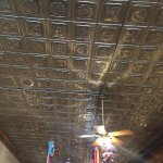 Ceiling tins