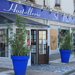 Logis Hostellerie Saint-Paul Foto