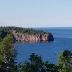 Stop at the Scenic Overlooks for views of Superior