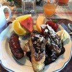 Outstanding breakfast!