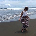 Una playa para ser feliz