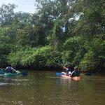 Navegando por el río Tundó