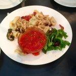 Fried calamari . . . perfection!
