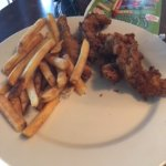 Adult portion chicken tenders