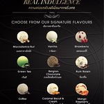 Tell me what's your flavour! Haagen Dazs Ice cream.
