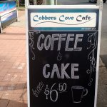 Cobbers Cove Cafe