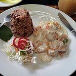 Shrimp rundung