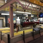 Auto industry display