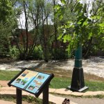 When visiting the Boulder Creek Path, you may find Stewards on the paths who offer a warm welcom