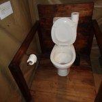 Room Inside Toilet