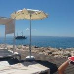 Fantatic laid back beach bar