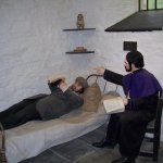 Condemned cell waxworks
