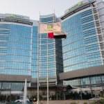 Foto de Holiday Inn Abu Dhabi