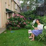 Photo de Hotel-Restaurant Le Vert Galant