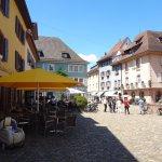 Staufen - centre