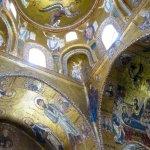Cúpula de mosaico