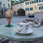 Eiscafé La Fontana - Pause in der Altstadt
