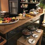 Breakfast - superb buffet