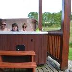 hot tub partridge lodge