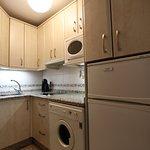 Apartamento 124 cocina
