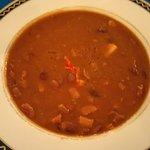 korsische Bohnensuppe
