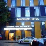 Foto de Mercure Hotel MOA Berlin