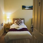 Room 7 & 8 Family Suite. 1 double room, 1 twin room and 1 bathroom.