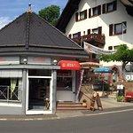 Eispavillon, Bistro und Cafe Roth