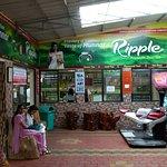 Tea Sale Counter within Tea Museum Munnar