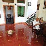 Guest house Reception