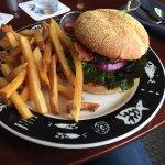 The Inn Burger.