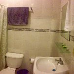 Double room - private bathroom