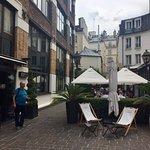 Photo de Hotel Les Jardins du Marais