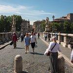 Photo de Ponte Sant'Angelo