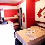 suite completa preço casal 95,00 e cada hospede extra 35,00 podendo ter até 04 camas extras