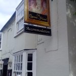 Queens Head hotel and pub Stratford-upon-Avon.