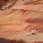 I taste of the Coyote Buttes South