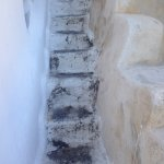 Dangerous stairs