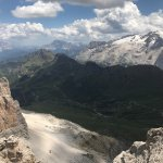 La Terrazza delle Dolomiti Foto