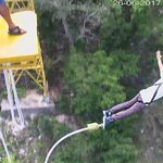 The bungee jump