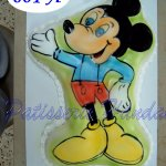Mickey Mouse an insperation to all!